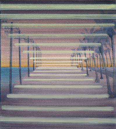"""Electric Beach"" by Anna Schachete"