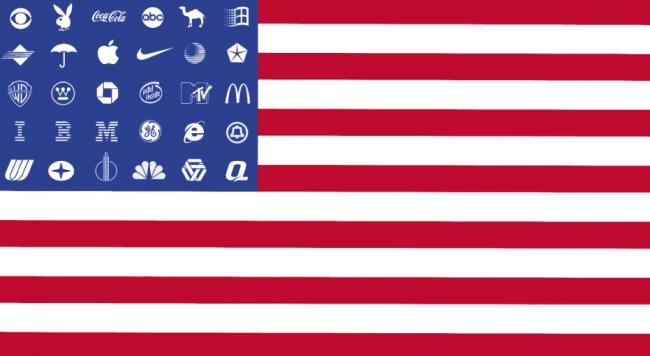 Adbusters Flag (1st gen)