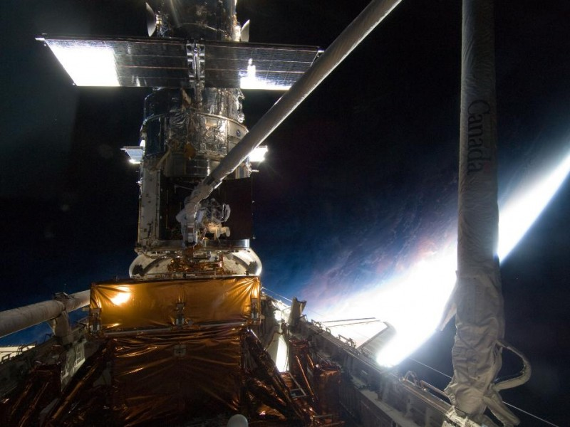 NASA-Space-Walk-Photo