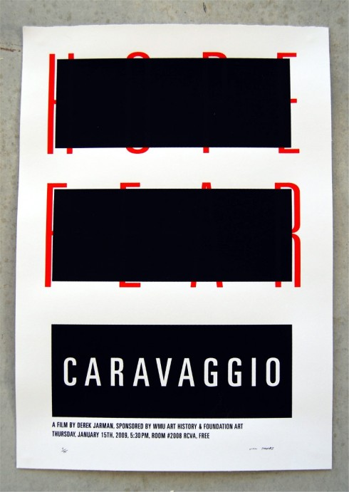 Caravaggio-film-poster