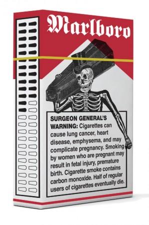 Marlboro-Skeleton-cigarettes