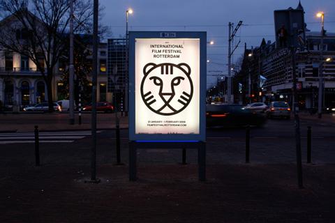 Rotterdam film festival artwork dinca for Rotterdam film