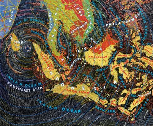 Tsunami-map-paula-scher