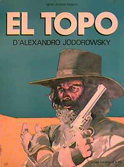 el-topo-french-poster