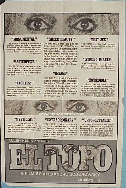 el-topo-poster-press-sheet