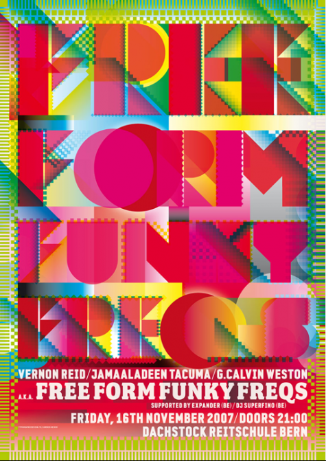 free-form-funky-freqs-poster