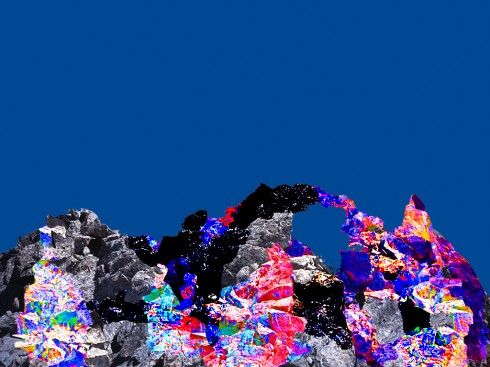petra-cortright-neon-rocks