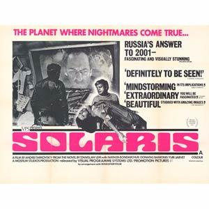 Solaris Poster United Kingdom