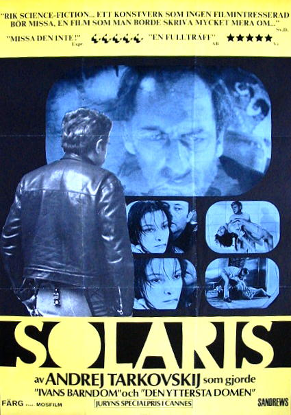 Solaris Poster Sweden