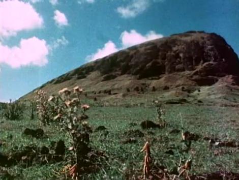 The Quarry, 2002, 3 min, color, silent