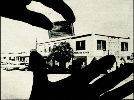 His Romantic Movement, Richard Kerr, 1984, 16mm