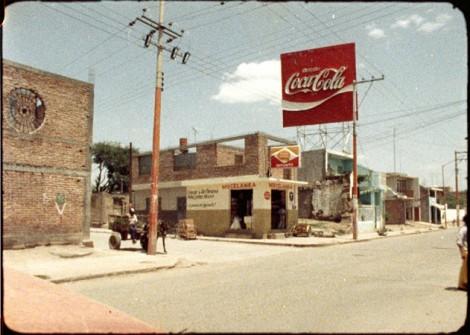 Somewhere Between Jalostotitlan and Encarnacion, Philip Hoffman, 1983, 16mm