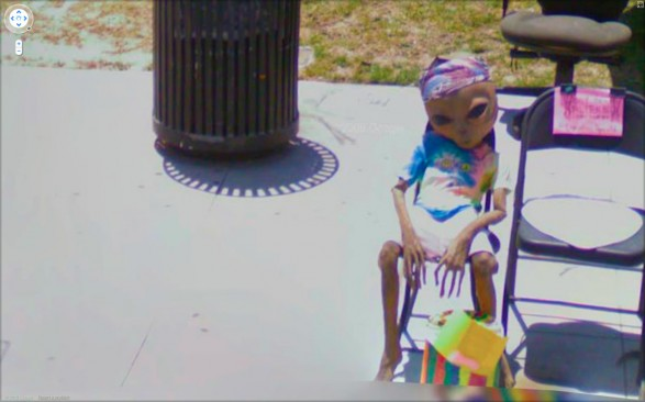 9-eyes, google street views art project by Jon Rafman.
