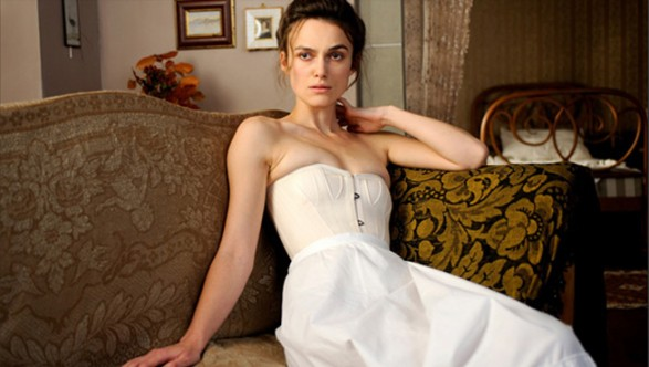 Keira Knightly in A Dangerous Method (2011)