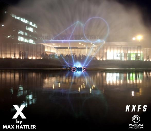 """""""X"""" by max hattler"""