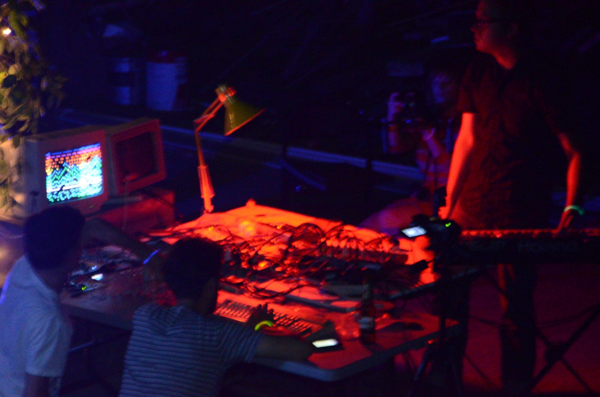 Arcane Bolt performs at Vision Quest 2012.