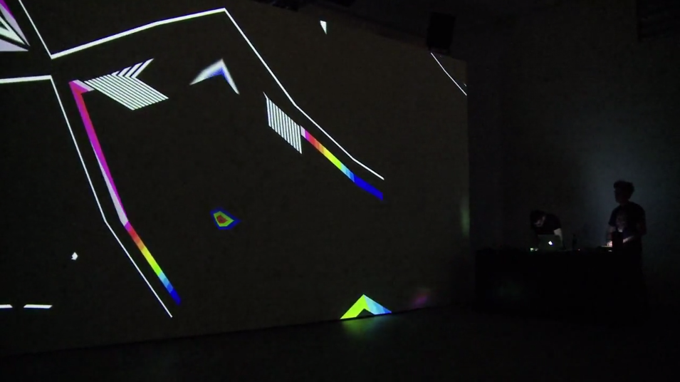 Max-Hattler-HATTLERIZER-2.0 Audio Visual performance, 2013