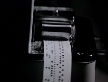 2. Punched Tape - Kurenniemi