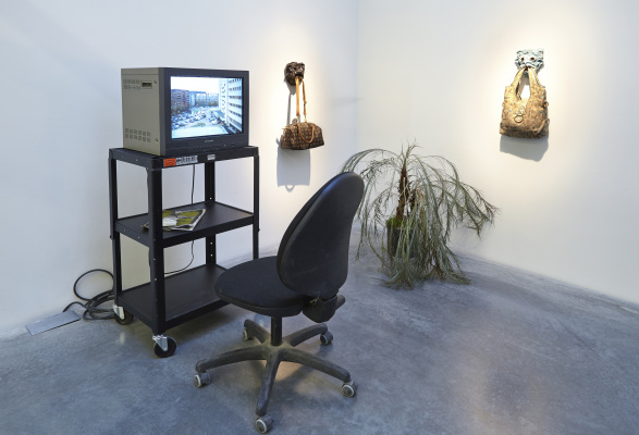 "Laure Prouvost ""For Forgetting"" New Museum Exhibition"