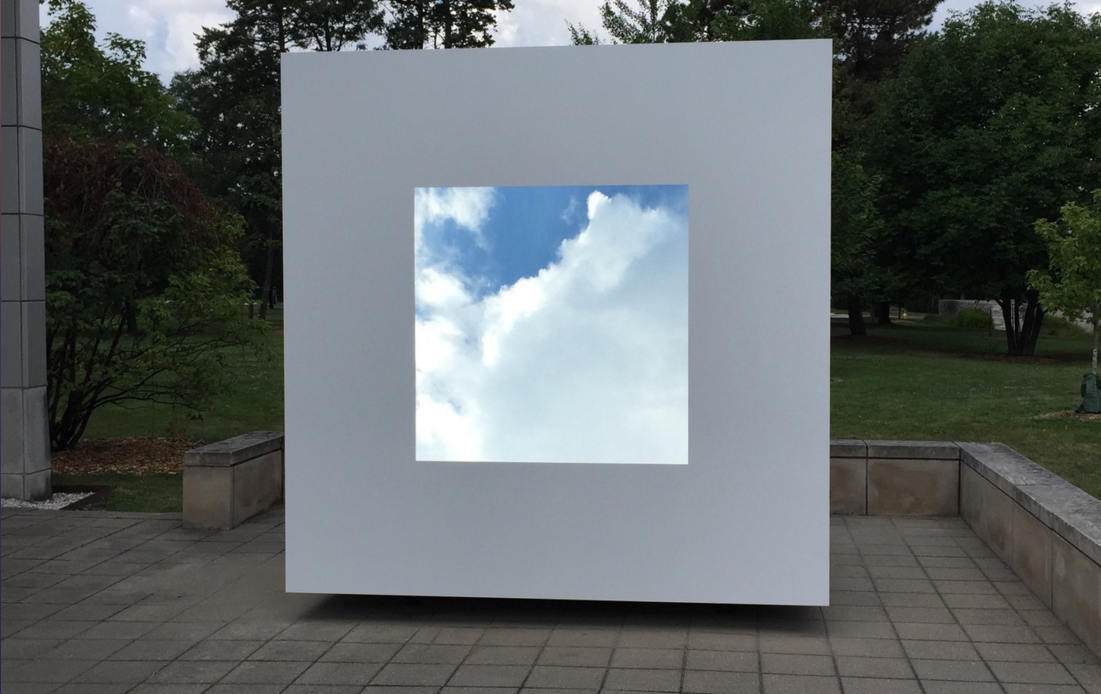 Skycube by David Wallace Haskins